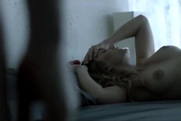 Lisi Linder Desnuda En La Serie La Víctima Número 8