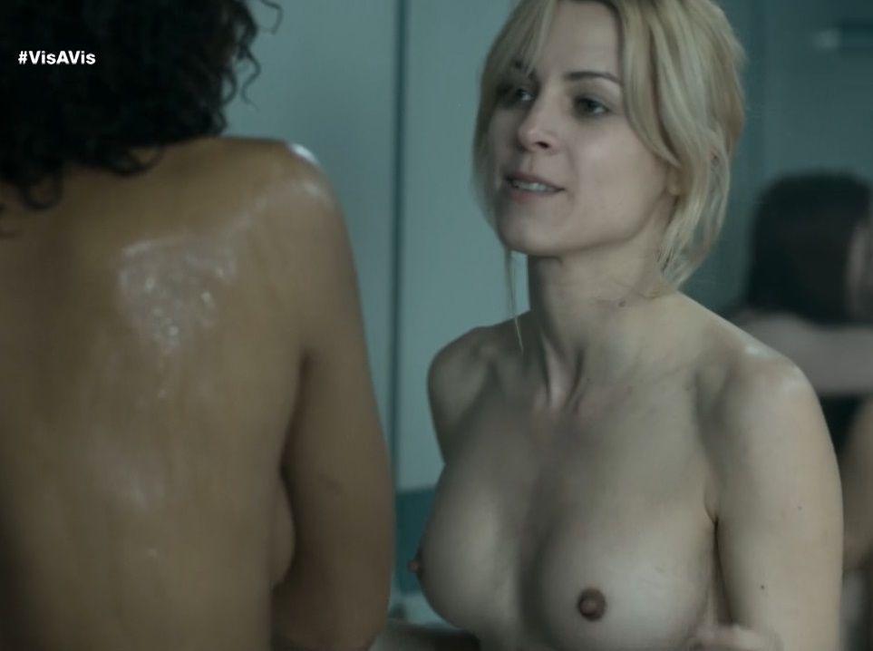Maggie Civantos Desnuda En La Serie Vis A Vis