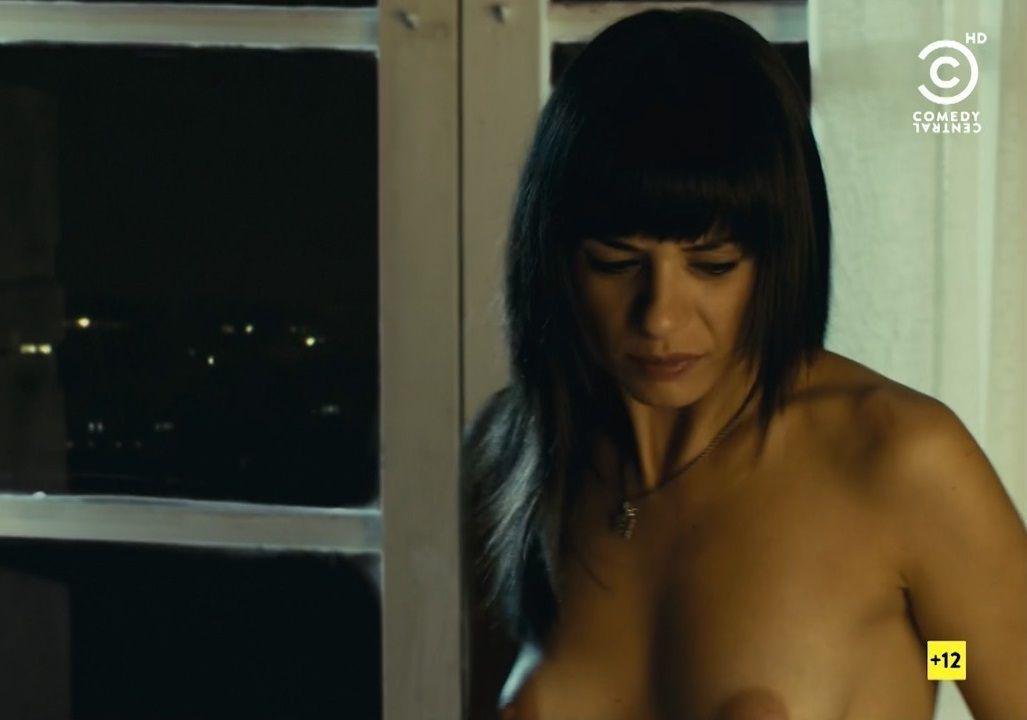 b06cd7efd Miren Ibarguren desnuda en la película ¿Estás ahí?