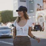 Anna Padilla va sin sujetador