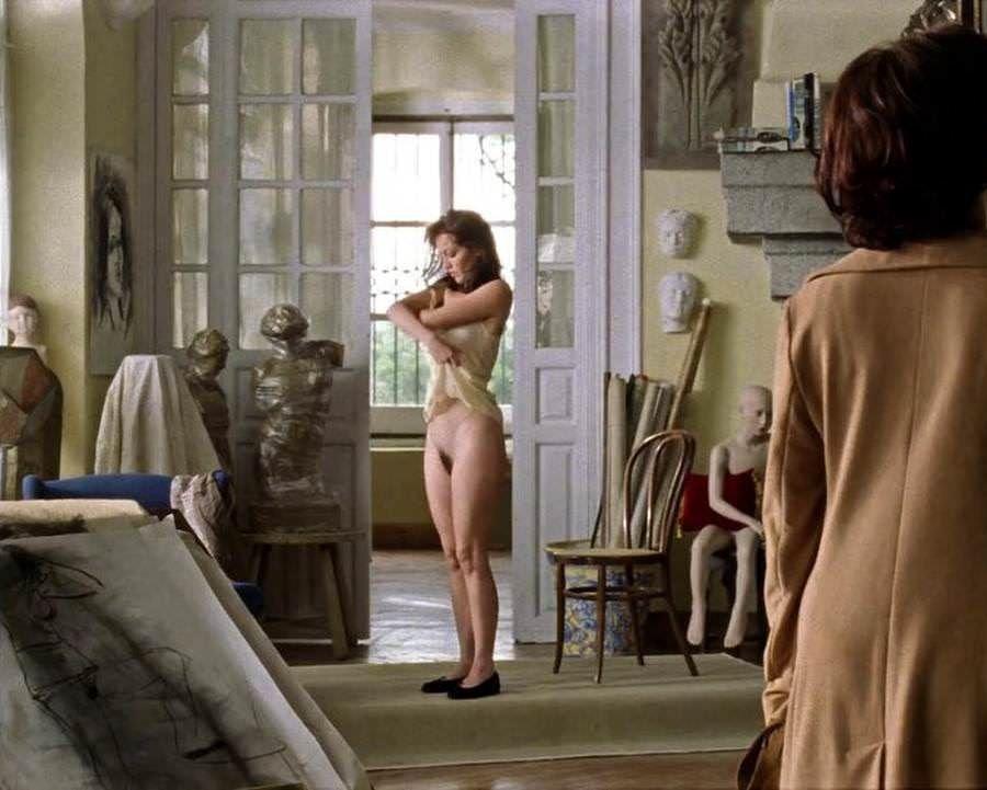 Paz Gómez Desnuda En La Película La Mirada Del Otro
