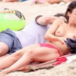 Marta Etura pillada haciendo topless