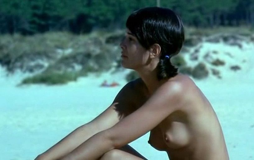 Celia Freijeiro desnuda