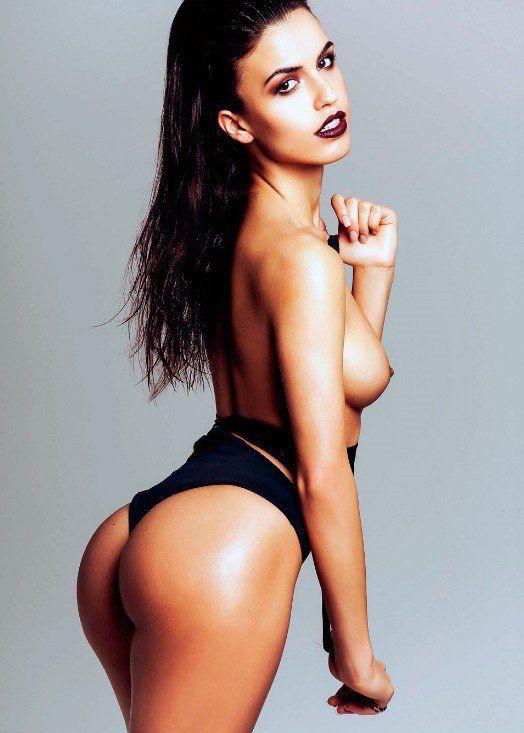 Sofia Suescun desnuda en Interviu